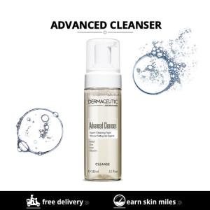 DERMACEUTIC-ADVANCED-CLEANSER Skin Care For Darker Skin Types