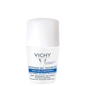 VICHY 24-HOUR-DRY-TOUCH-ROLL-ON-DEODORANT