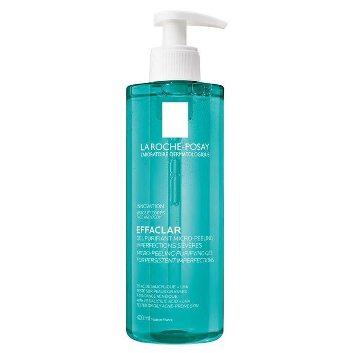 La-Roche-Posay-Effaclar-Gel-Purifying-Micro-Peeling-400ml