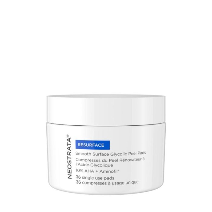 NeoStrata-Resurface-Smooth-Surface-Glycolic-Peel-Pads