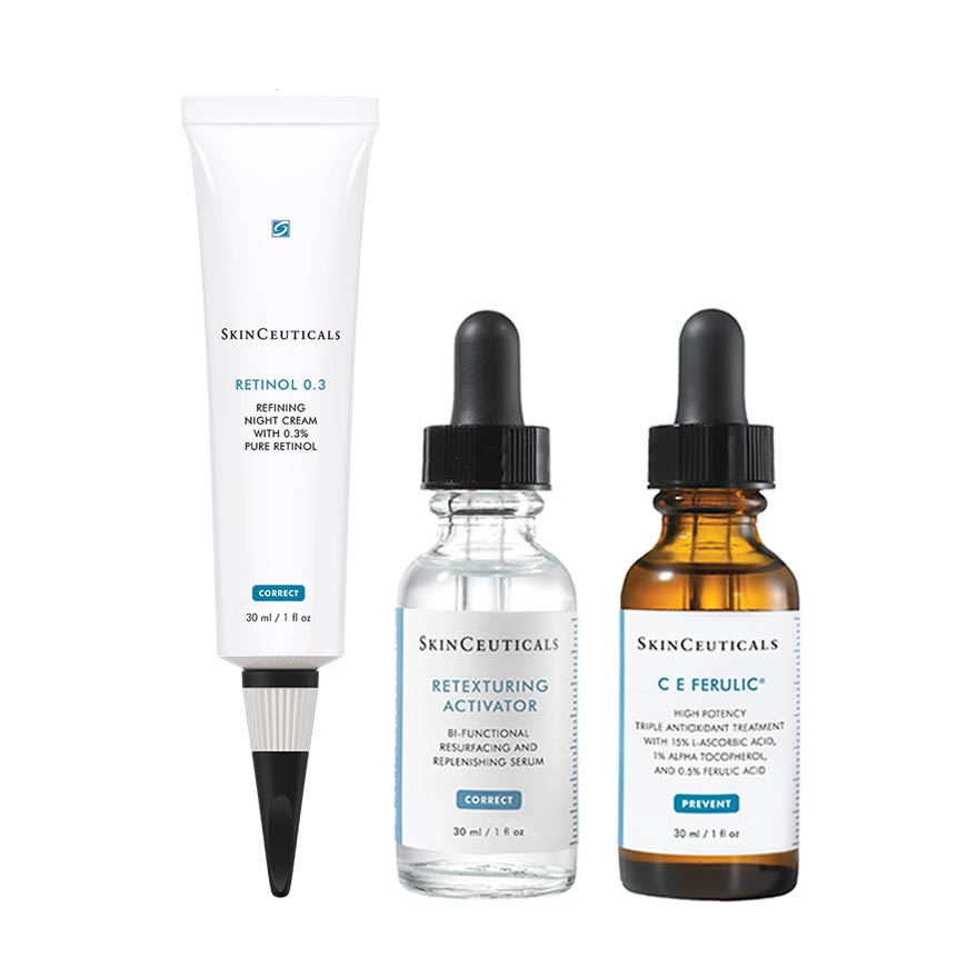 SKINCEUTICALS-FINE-LINES-&-WRINKLES-COMBO-PACK