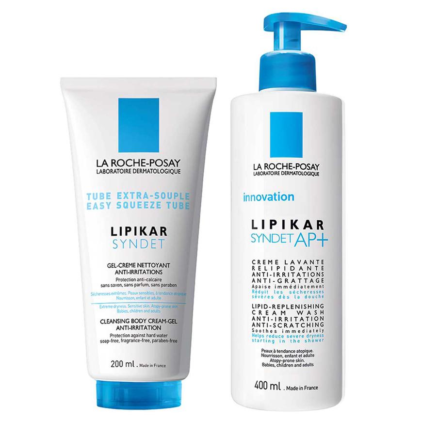 LA-ROCHE-POSAY-LIPIKAR-SYNDET-AP+-combo
