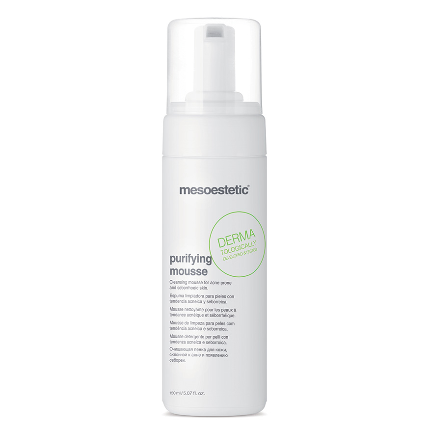 MESOESTETIC-PURIFYING-MOUSSE