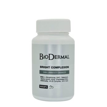 Biodermal-Bright-Complexion-Skin-Luminosity-Enhancer-90caps