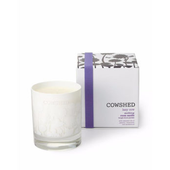 Lazy Cow Soothing Room Candle with box