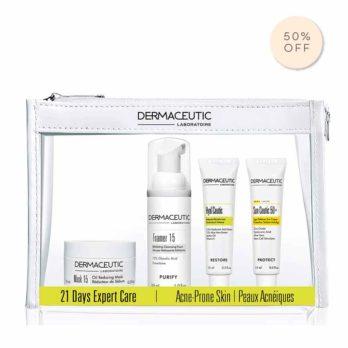 Dermaceutic-21-Days-Expert-Care-Kit-Acne-Prone-Skin-promo