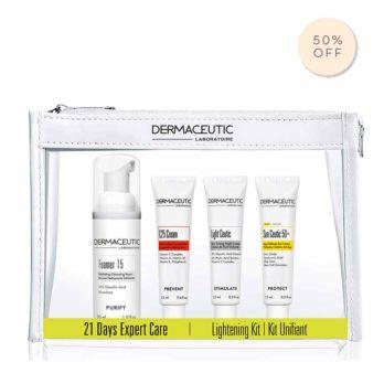 Dermaceutic-21-Days-Expert-Care-Kit-Lightening-promo