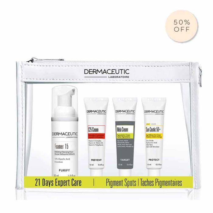 Dermaceutic-21-Days-Expert-Care-Kit-Pigment-Spots-promo