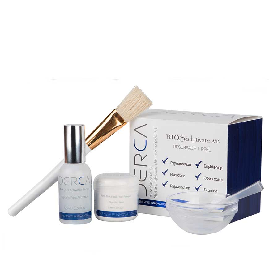 DERCA-AHA-Home-Peel-Kit
