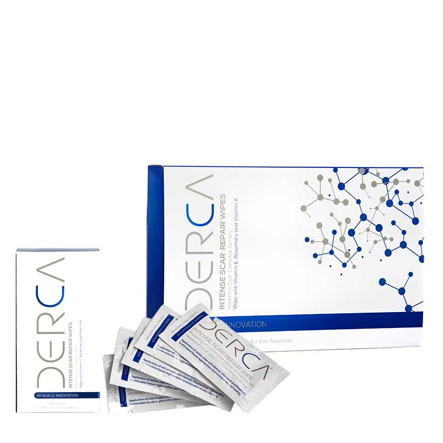 DERCA-Intense-Scar-Repair-Wipes
