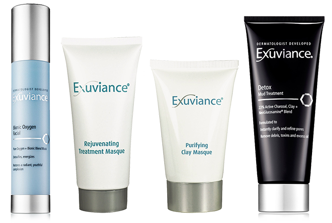 Exuviance Mask Products