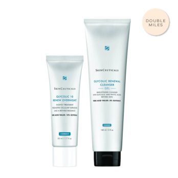 SKINCEUTICALS--Glycolic-10-Renew-and-Glycolic-Cleanser-promotion