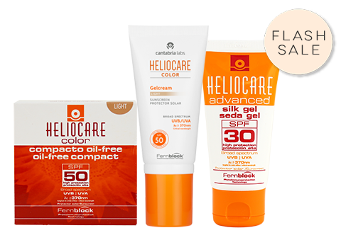 Heliocare Colour products