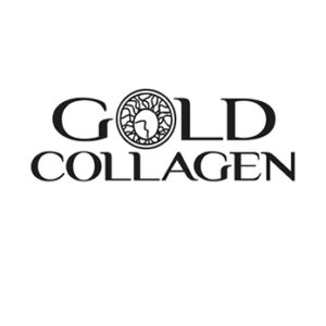 Gold Collagen logo brand page