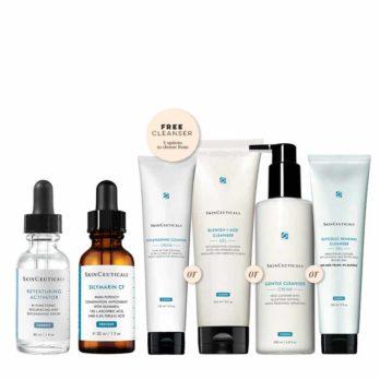 SKINCEUTICALS-Textured-Skin-Silymarin-Promo-4-cleanser-option