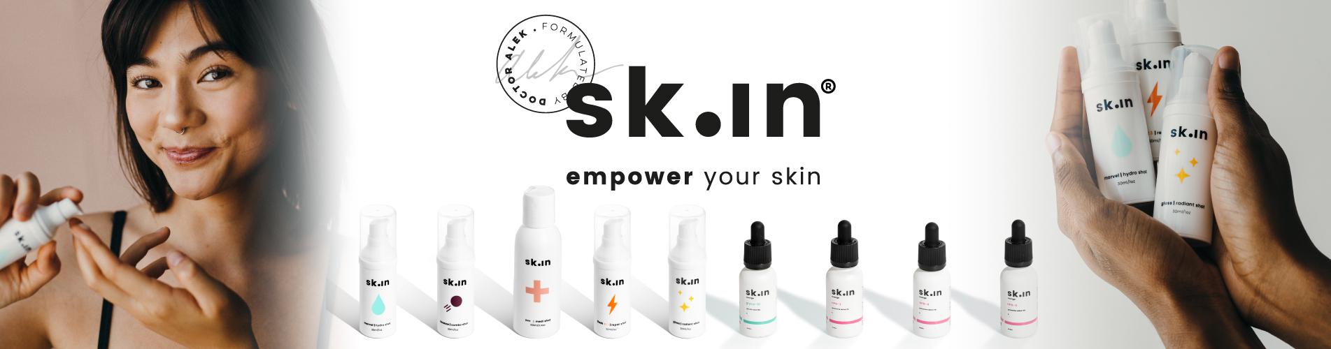 skin ingredients - sk.in